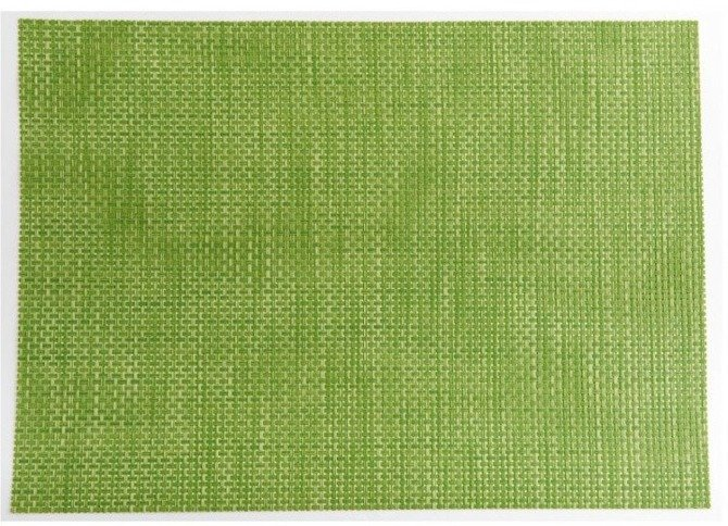Duża mata kuchenna Granchio 36 x 48 cm zielona