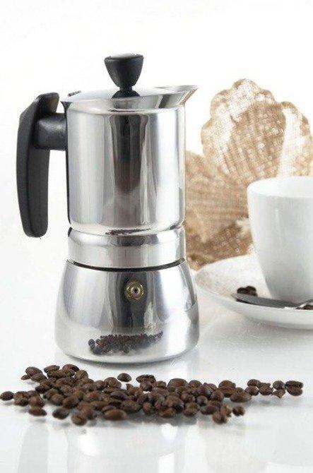 Gipfel  Kawiarka Moka espresso Vals 6 filiżanek (300ml) indukcja