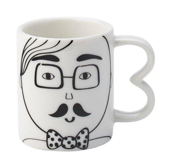 """Kubeczek do kawy espresso DMD Looking Good """"His"""""""