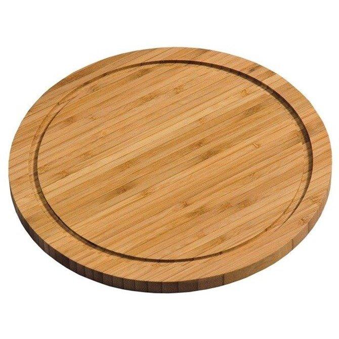 Okrągła deska bambusowa Ø 25 cm