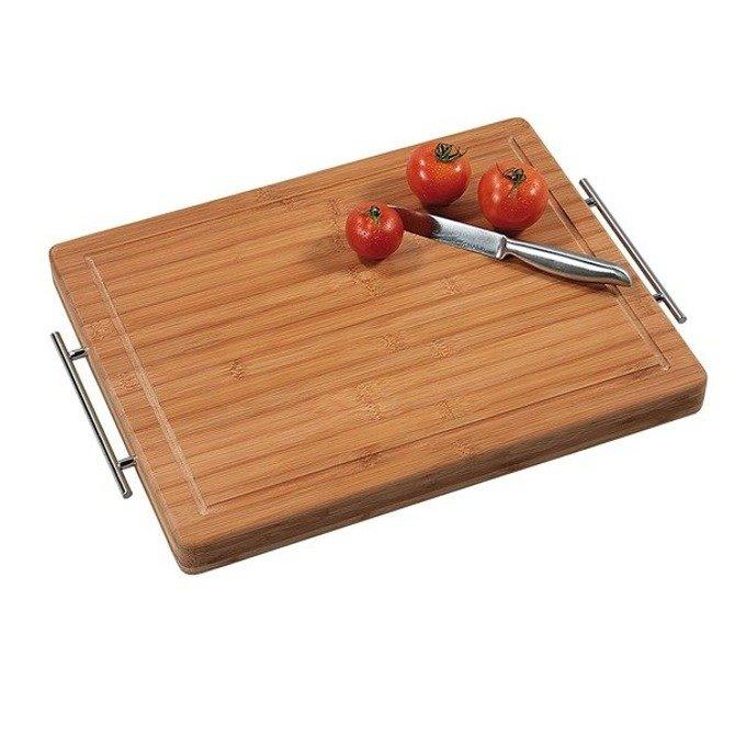 Profesjonalna deska bambusowa z litego drewna  49 x 35 cm